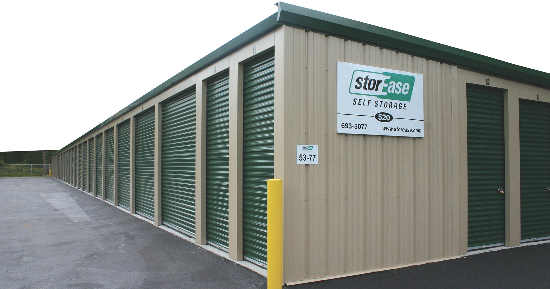 Out of Space, Moving or Need Commercial Storage? Call StorEase!